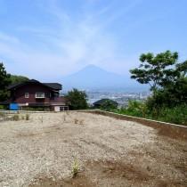 富士山はバッチリ