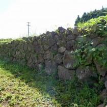石垣の風情