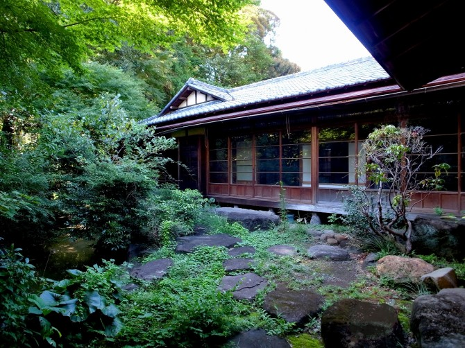 残された日本様式