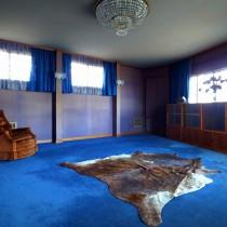 青の貴賓室